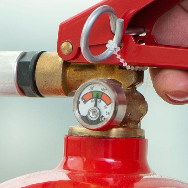 servizio manutenzione sistemi antincendio